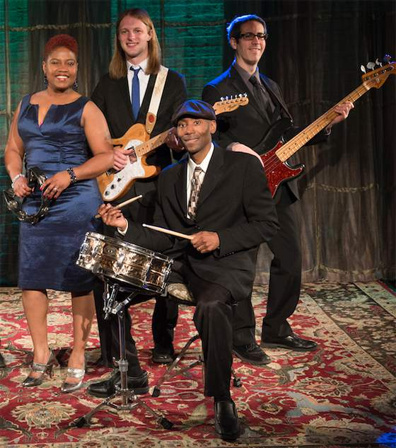The Friends Band: The Best Live Music Band In Town!